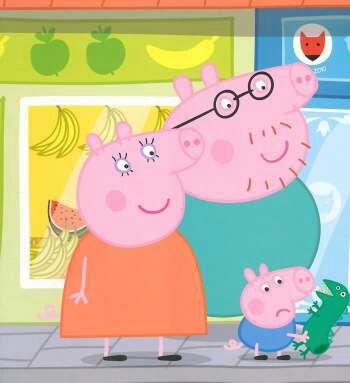 [综合交流] 小猪佩奇快乐的一家人!