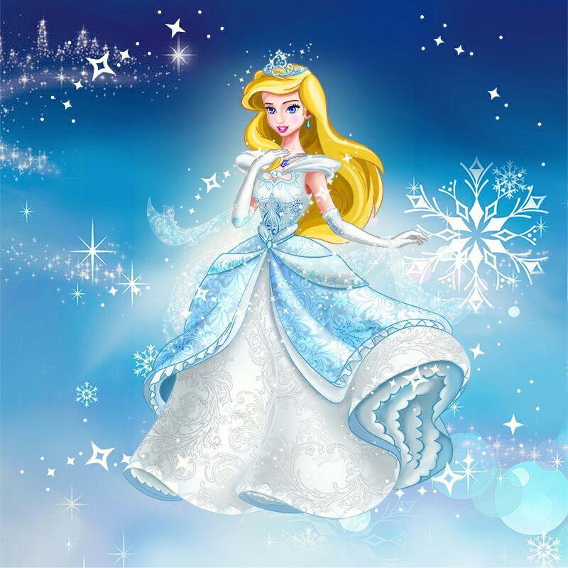 谁知道迪士尼公主的英文名字